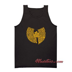 Wu Tang Clan Tank Top