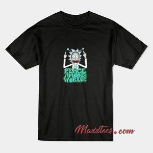 Peace Among World T-Shirt