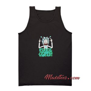 Peace Among World Tank Top