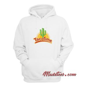 Taco Time Logo Hoodie
