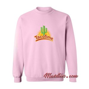 Taco Time Logo Sweatshirt