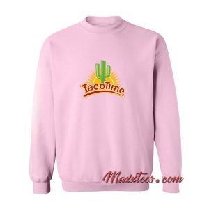 Taco Time Logo Sweatshirt