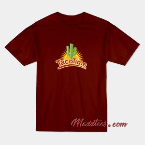 Taco Time Logo T-Shirt
