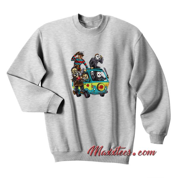 The Massacre Machine Sweatshirt