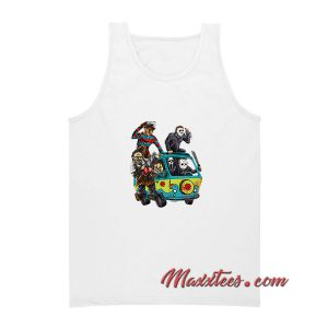 The Massacre Machine Tank Top