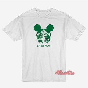 Disney Starbucks Mickey T-Shirt