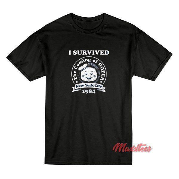 Survivor 1984 T-Shirt