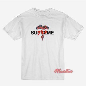 Akira x Supreme Collection T-Shirts
