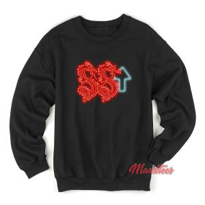 88 Rising Dragon Neon Sweatshirt