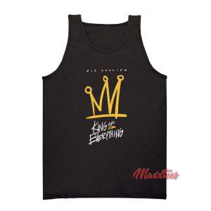 Wiz Khalifa King of Everything Tank Top