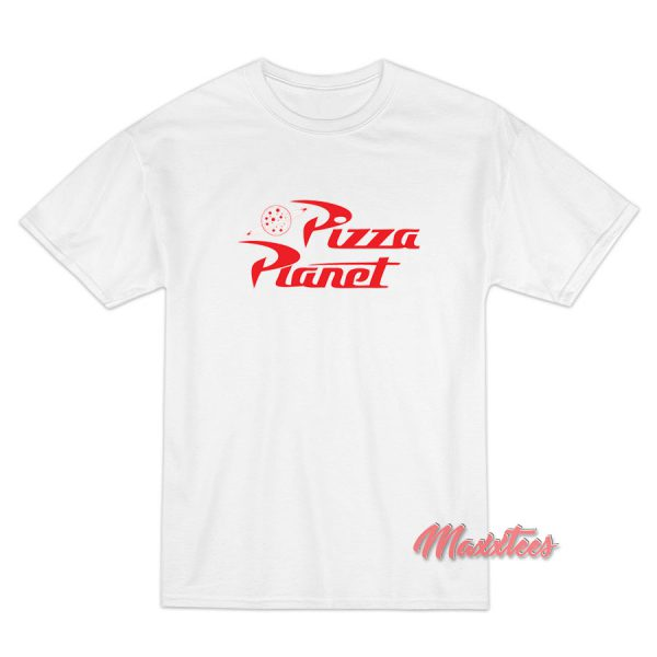 Pizza Planet Toy Story T-Shirt