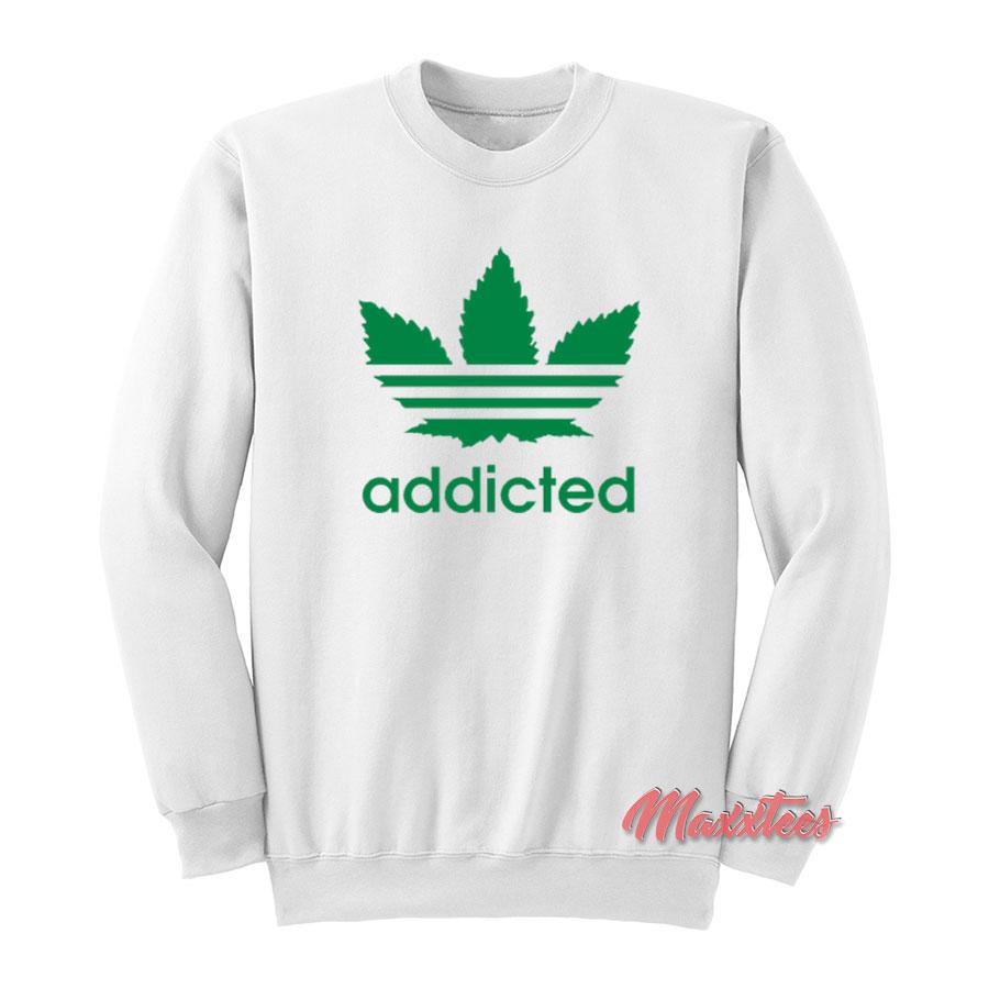 addicted t shirt adidas