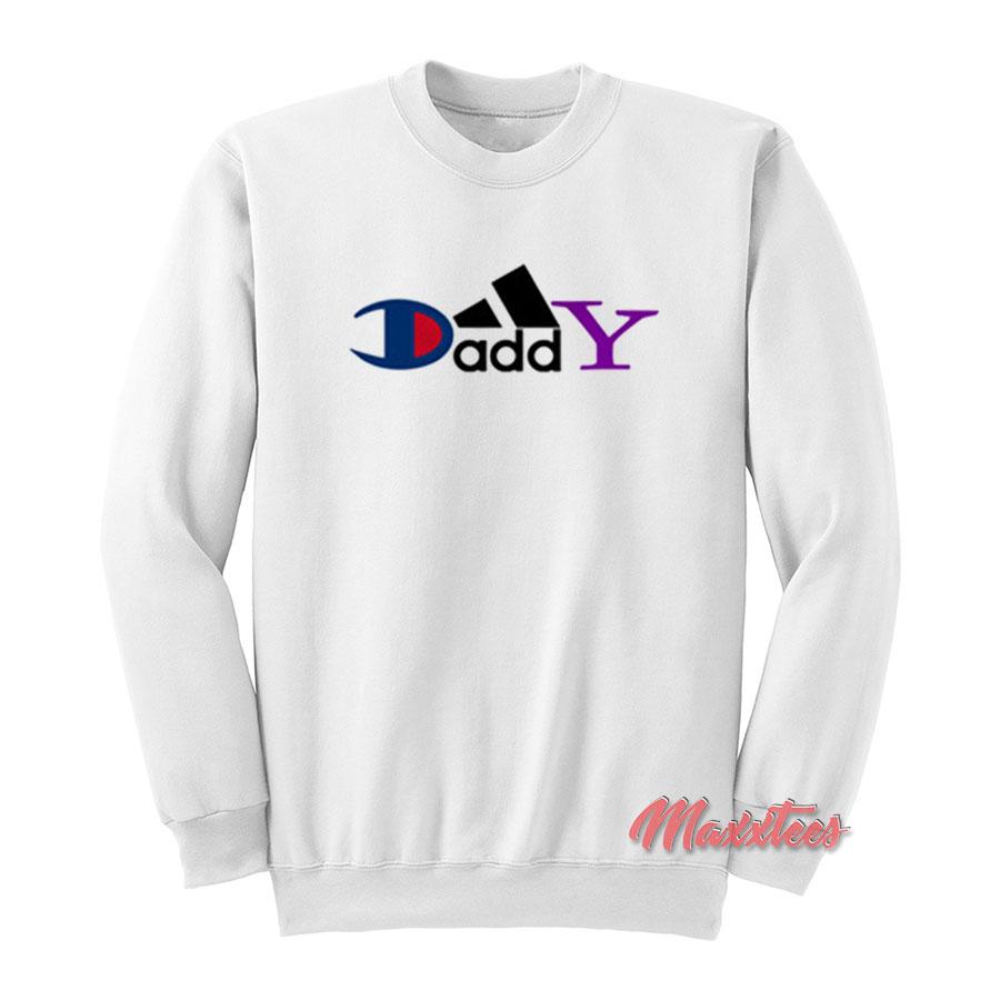 53241ade4 Daddy Champion Brand Parody Sweatshirt - Maxxtees.com