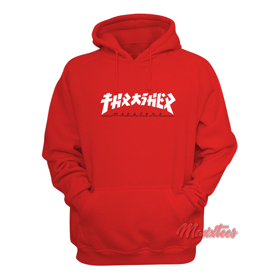 b4639865 Thrasher Godzilla Hoodie - Sell Trendy Graphic T-Shirt