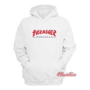 Thrasher Godzilla Hoodie