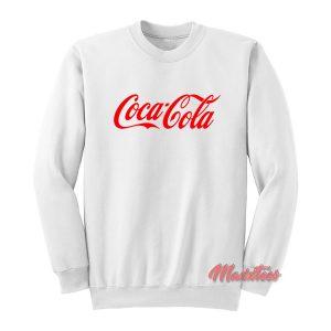 Coca Cola Sweatshirt For Sale