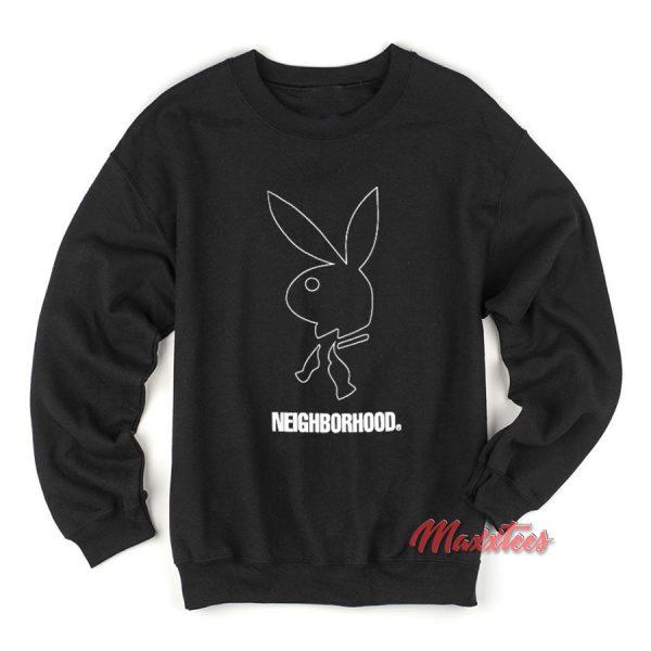 Playboy x Neighborhood Fury Sweatshirt