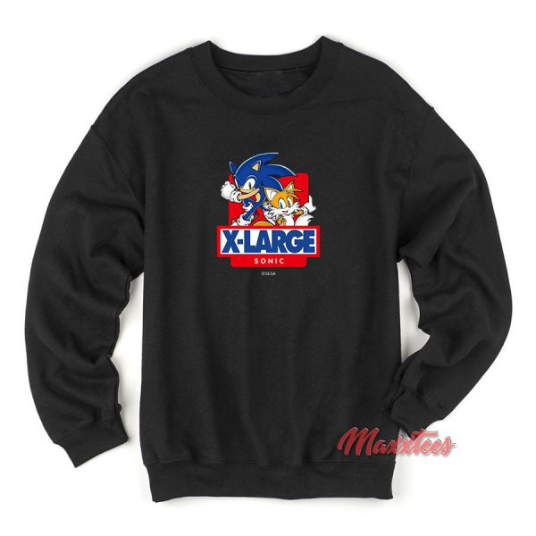 XLARGE x Sonic The Hedgehog Sweatshirt