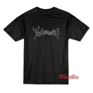 Vetements Metal Black T-Shirt