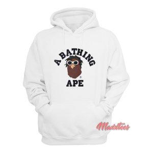 A Bathing Ape x Wiz Khalifa Hoodie