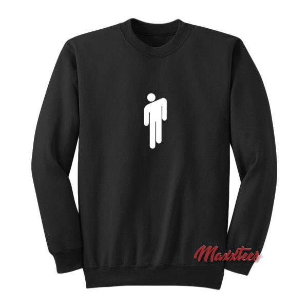 Billie Eilish Logo Sweatshirt