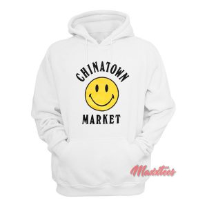 Chinatown Market Smiley Logo Hoodie