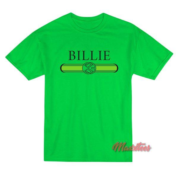 Billie Eilish Green T-Shirt