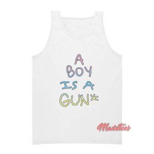 A BOY IS A GUN Golf Wang Tank Top