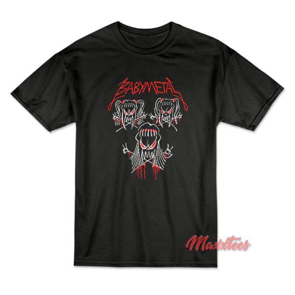 Babymetal T-Shirt Cheap Custom