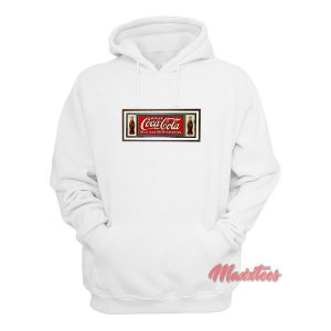 Drink Coca Cola Delicious and Refreshing Hoodie
