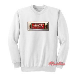 Drink Coca Cola Delicious and Refreshing Sweatshirt