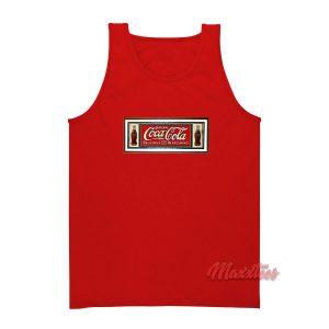 Drink Coca Cola Delicious and Refreshing Tank Top