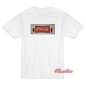 Drink Coca Cola Delicious and Refreshing T-Shirt