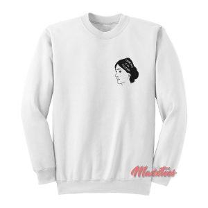 Virginia Woolf Sweatshirt