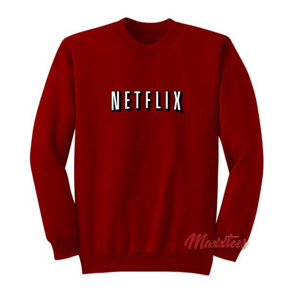 Netflix Sweatshirt Cheap Custom