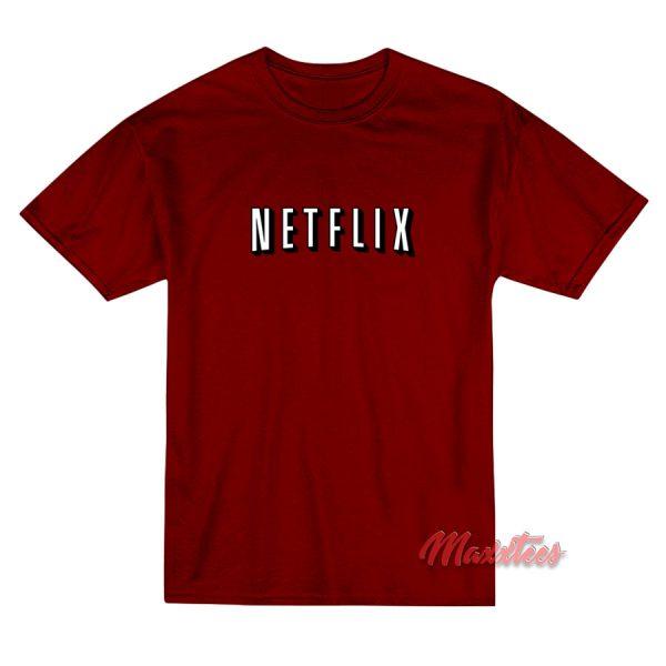 Netflix T-Shirt Cheap Custom