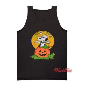 Snoopy Halloween Tank Top