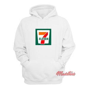 7 Eleven Logo Hoodie