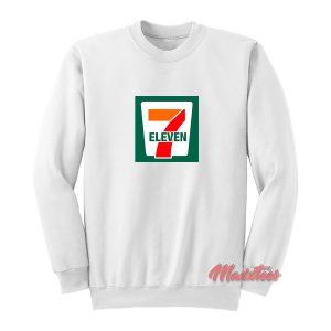 7 Eleven Logo Sweatshirt