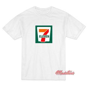 7 Eleven Logo T-Shirt