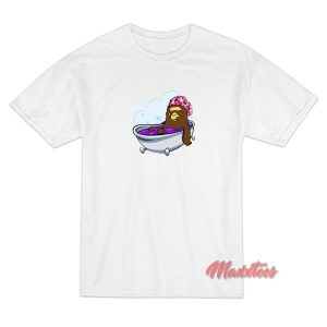 A Bathing Ape Bathtub T-Shirt