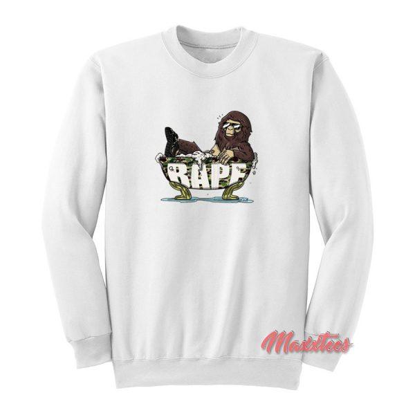 Bape Bathup A Bathing Ape Sweatshirt
