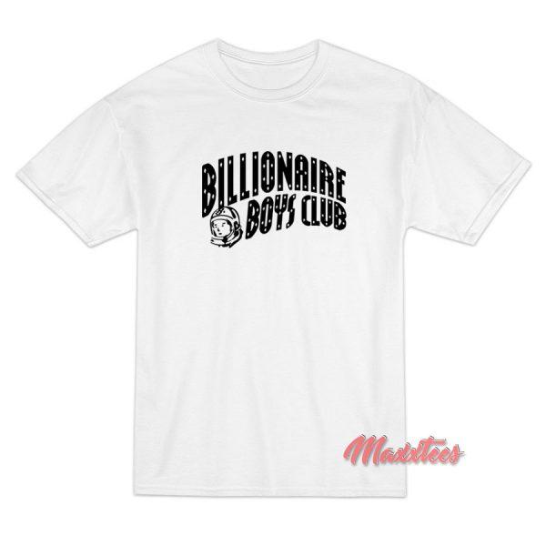 Billionaire Boys Club Classic Curve Logo T-Shirt