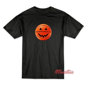 Halloween Basketball T-Shirt