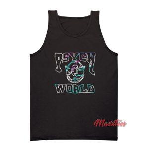Psychworld Iridescent Cheap Custom Tank Top