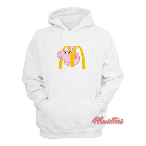 Peppa Pig x McDonalds Hoodie
