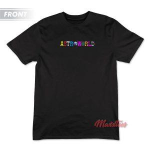 Astroworld Classic T-Shirt