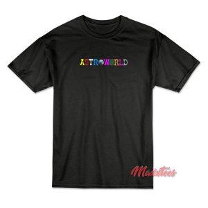 Astroworld Logo T-Shirt