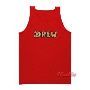 Drew House Teddy Font Tank Top