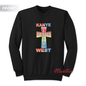 Kanye West Jesus is King Awge Sweatshirt